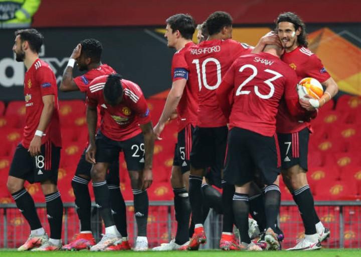أوروبا ليغ.. مانشستر يونايتد يفوز على روما (6-2) ويضع قدما في النهائي
