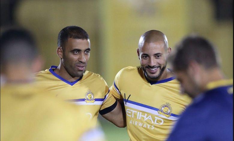 نور الدين أمرابط يغيب عن مباراة اليوم في عصبة الأبطال
