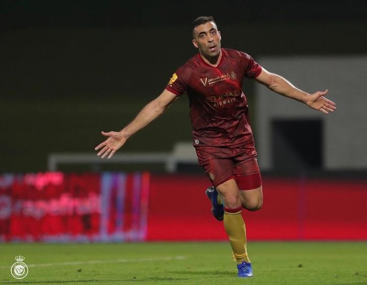 حمد الله قدم  عصارة  مهاراته في مباراة واحدة!