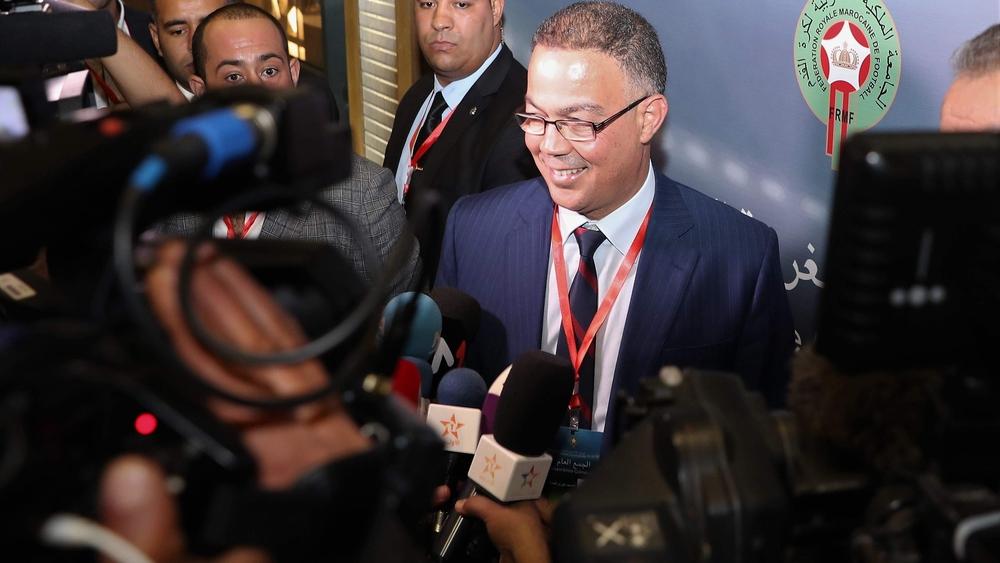 فوزي لقجع يضع ثقته الكاملة في الأطر المغربية