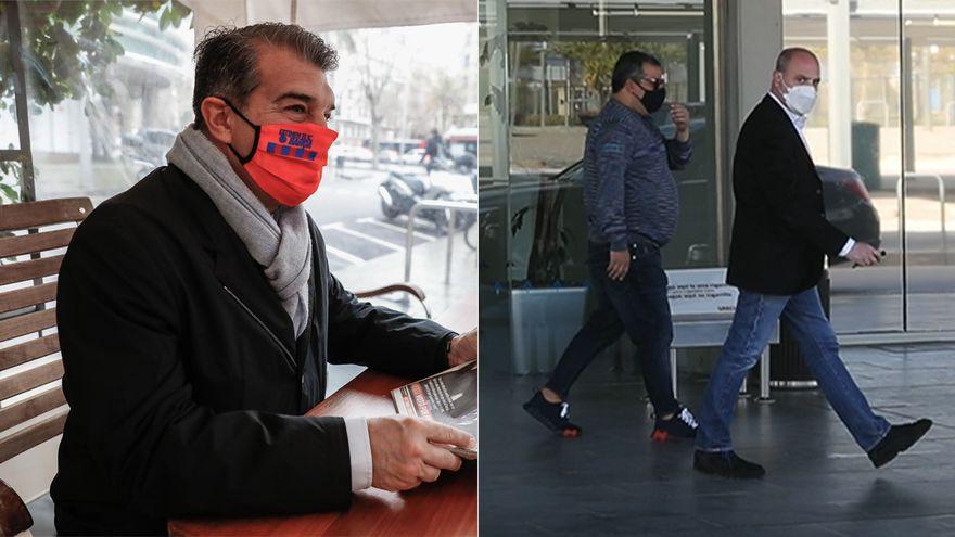 وكيل أعمال هالاند ووالده يحطان في برشلونة للتفاوض على انتقاله