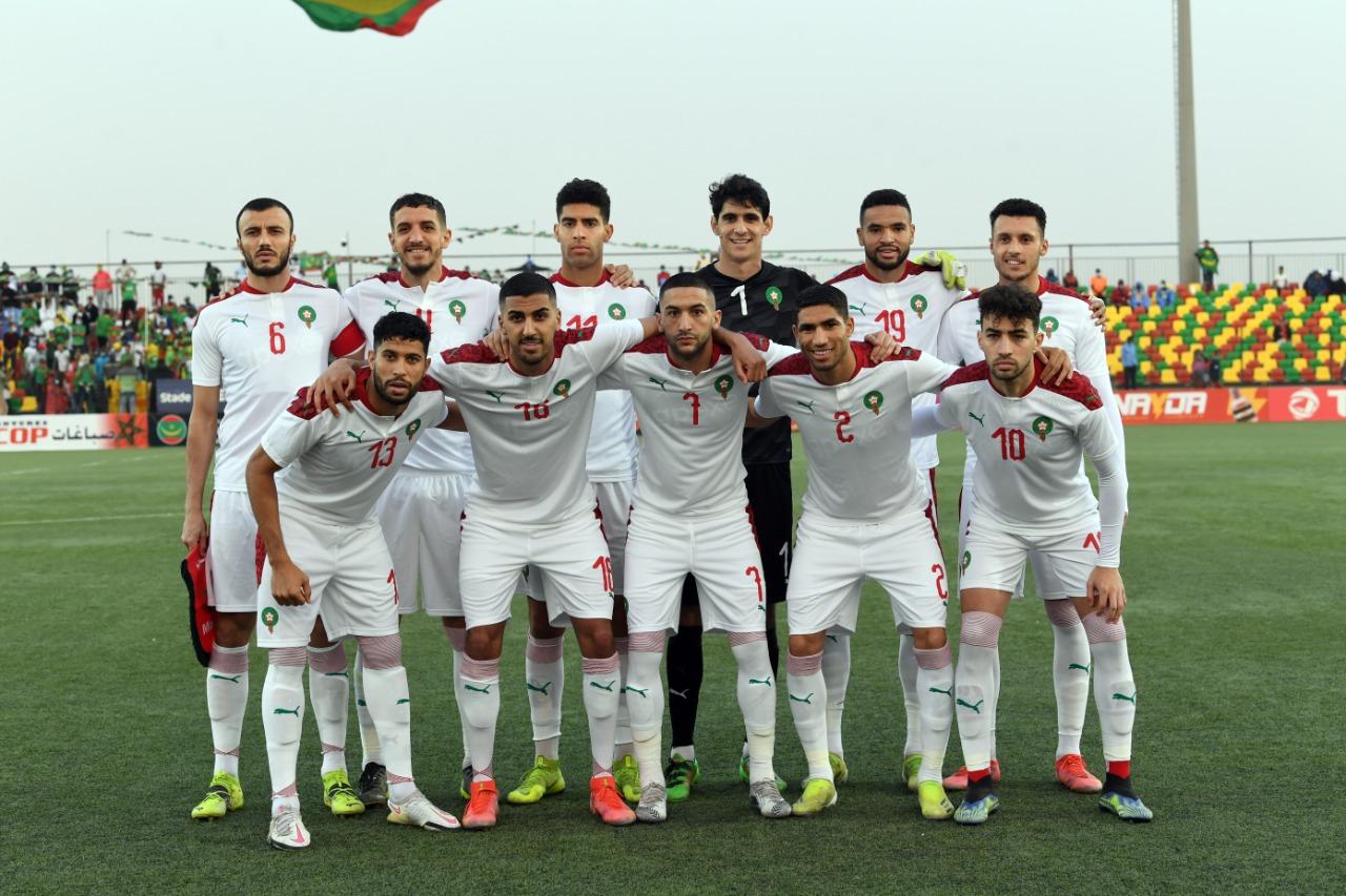 الناخب الوطني: المغرب يستحق أن يكون في كأس العالم 2022