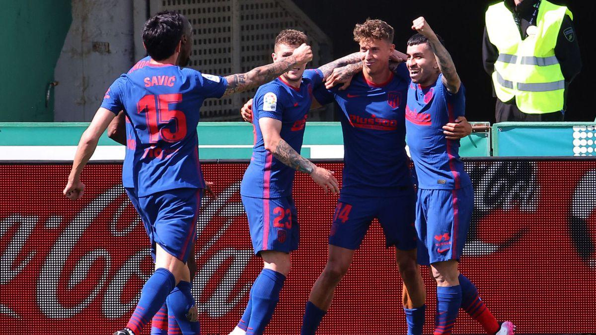 بطولة اسبانيا: أتلتيكو يعزز صدارته بفارق 5 نقاط عن ريال