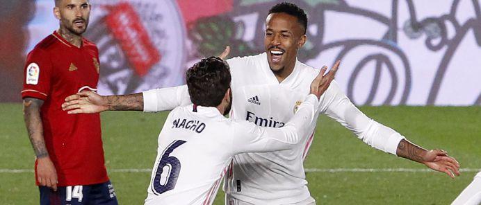 بطولة إسبانيا: ريال يشدد الخناق على أتلتيكو مدريد