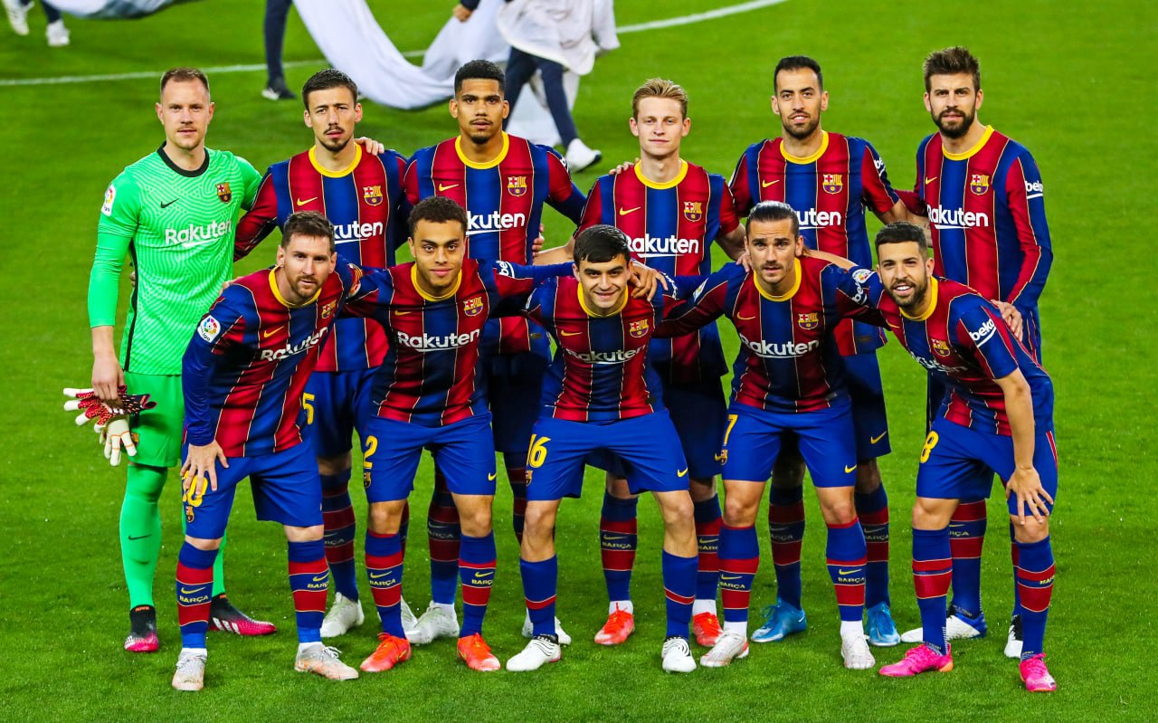 العصبة الإسبانية لكرة القدم تحقق في احتمال خرق نادي برشلونة لبروطوكول  كوفيد-19