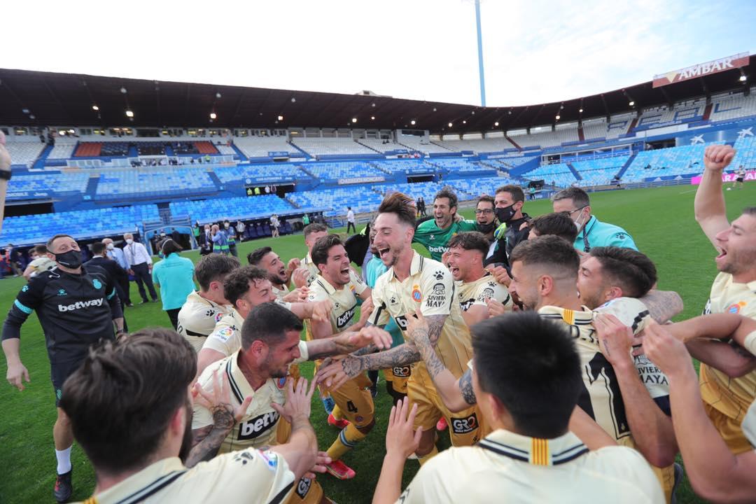 بطولة إسبانيا: نادي إسبانيول يعود الى بطولة الأضواء