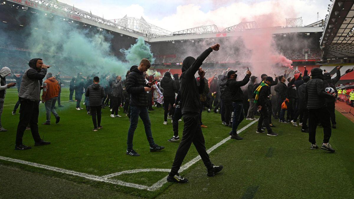 مباراة مانشستر يونايتد وليفربول ستقام يوم 13 ماي الحالي
