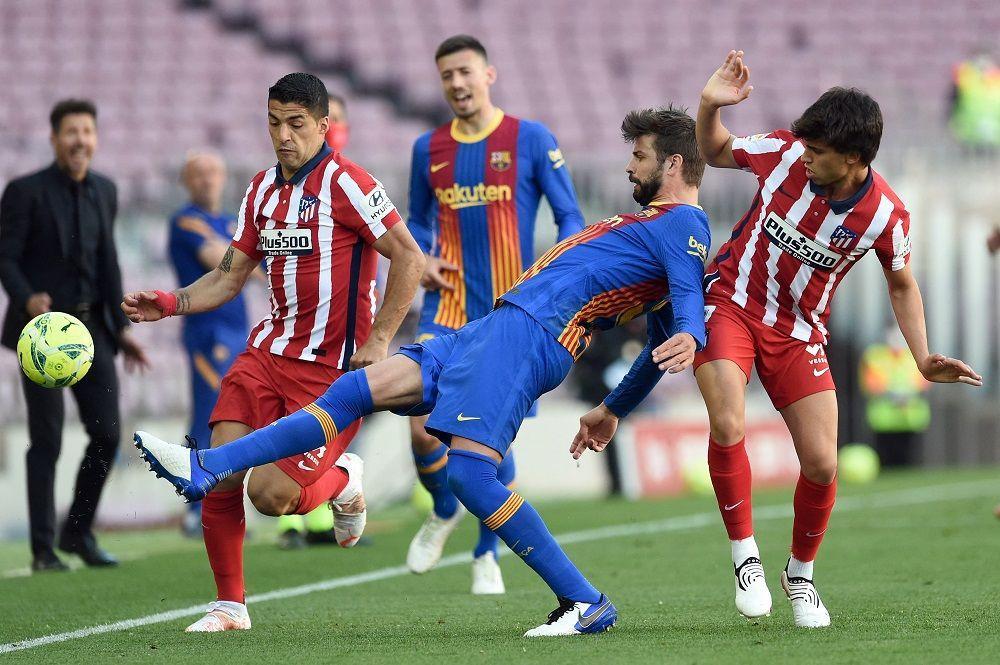 أتلتيكو مدريد يمتلك الأفضلية في صراع الأمتار الأخيرة
