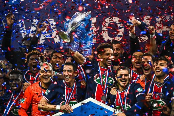 كأس فرنسا: باريس سان جرمان يحتفط باللقب بفوزه 2-صفر على موناكو