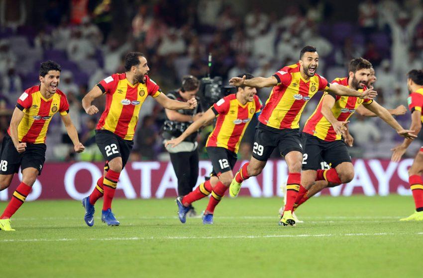 الترجي يتوج بلقب البطولة التونسية للمرة الخامسة على التوالي