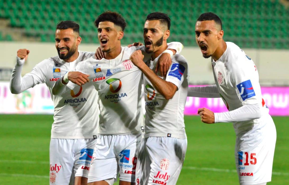 البطولة الاحترافية.. الحسنية في العالي بالفوز الغالي على المولودية