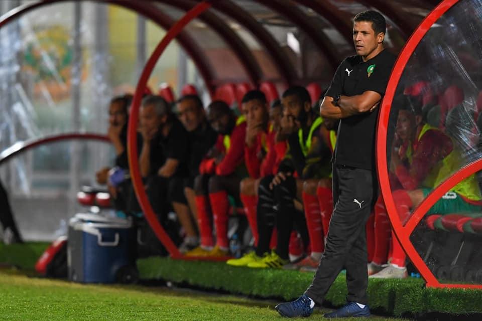 عموتا يدرك صعوبة الإستفادة من محترفي أوروبا في كأس العرب