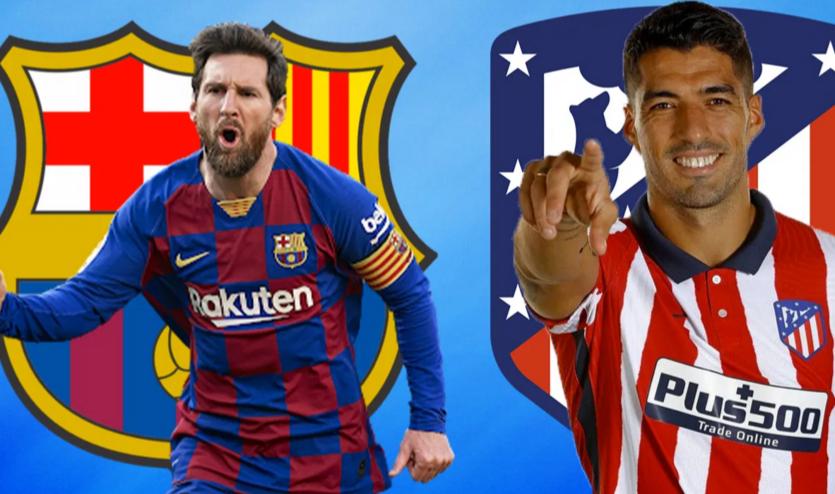 5 أمور تجذب الانتباه في مواجهة برشلونة ضد أتلتيكو