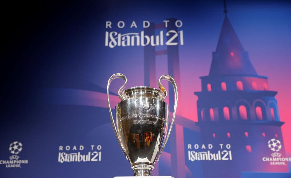 رسميا.. نقل نهائي دوري أبطال أوروبا من اسطنبول