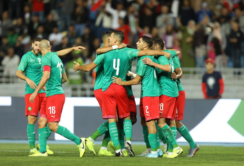 المنتخب المغربي يواجه  بلاك سطار غانا وديا بالرباط