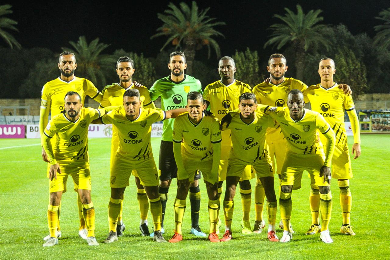 البطولة الإحترافية 1: المغرب الفاسي يتذوق حلاوة الفوز بعد تسع دورات