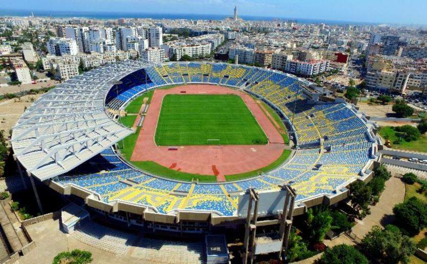 ملعب إفريقي قد يكون بديلا لمباراة الرجاء وأورلاندو