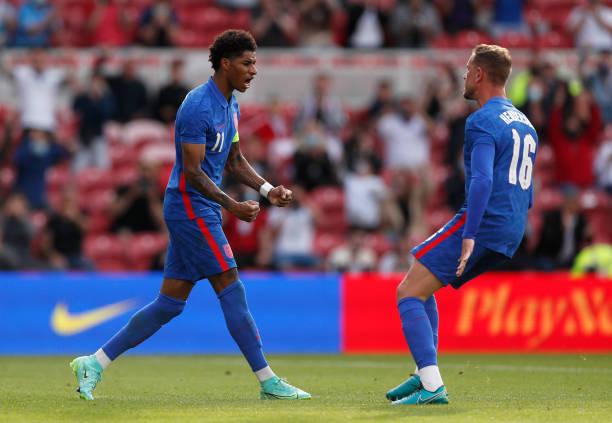 كأس أوروبا.. هدف راشفورد من ضربة جزاء يمنح إنجلترا الفوز على رومانيا