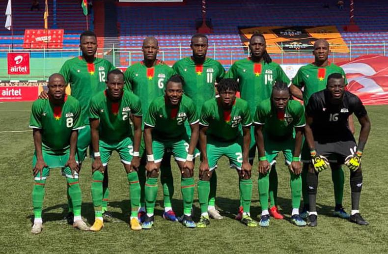 الناخب البوركينابي وجه الدعوة لأربعة محترفين من البطولة المغربية