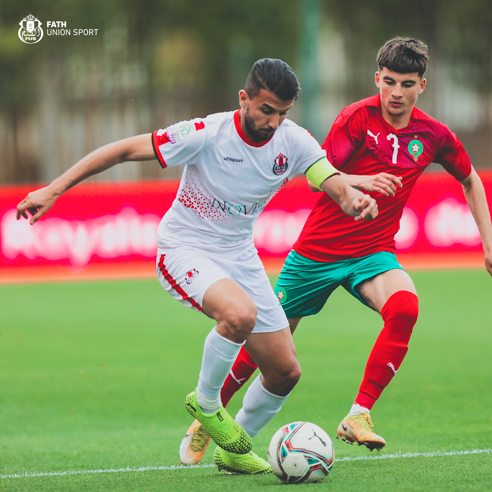 الفتح الرباطي تفوق على المنتخب المغربي لأقل من 23 سنة بخماسية