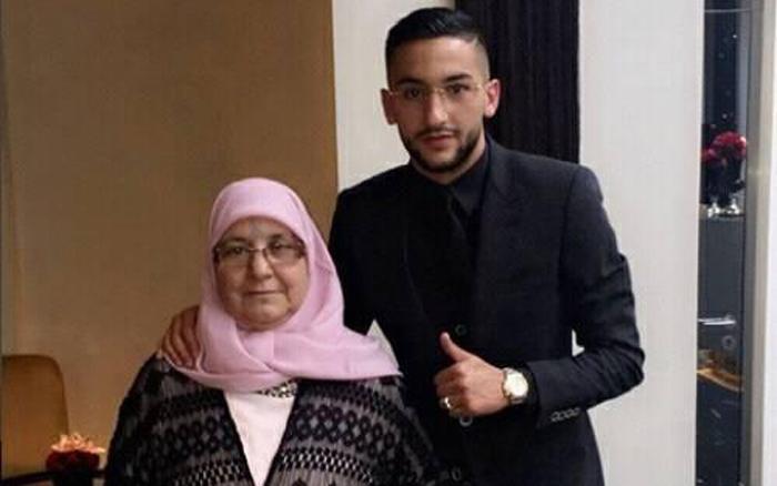 زياش عرج على هولندا قبل السفر إلى المغرب