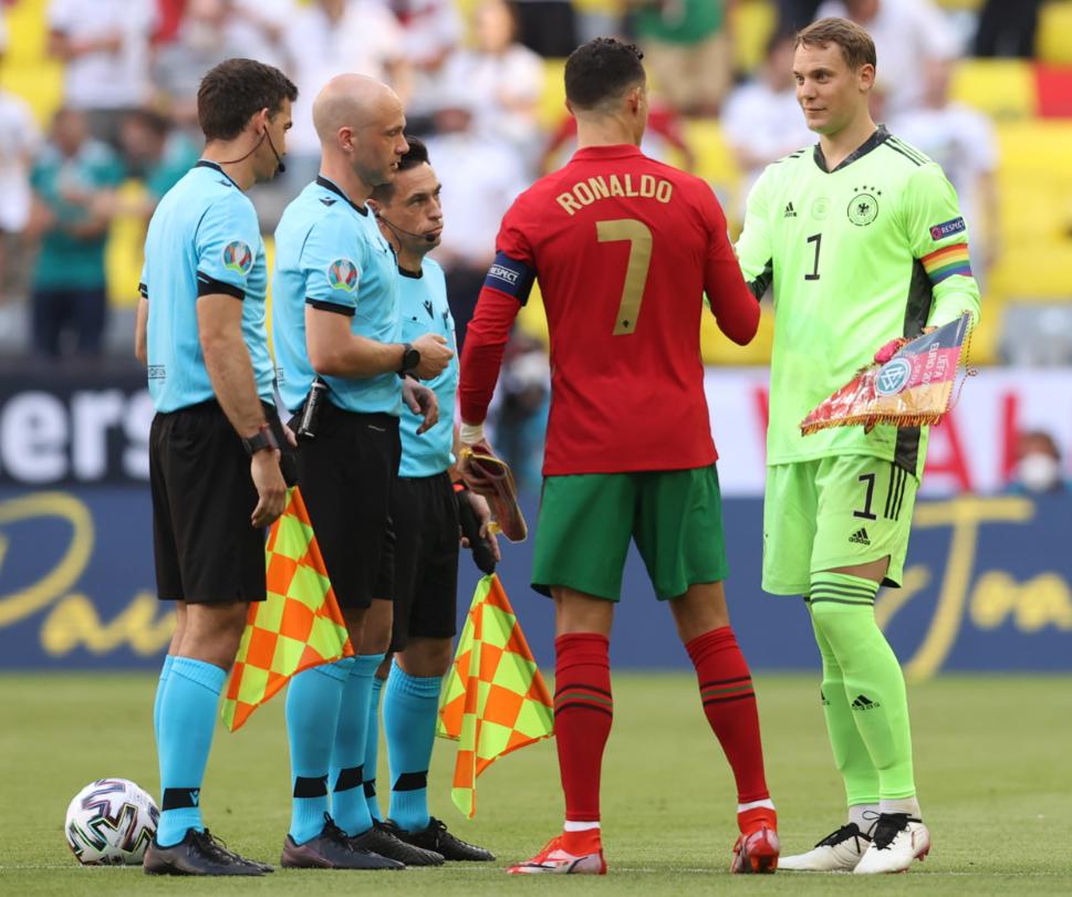 كأس أوروبا: ألمانيا تسقط البرتغال 4-2 وتشعل  مجموعة الموت