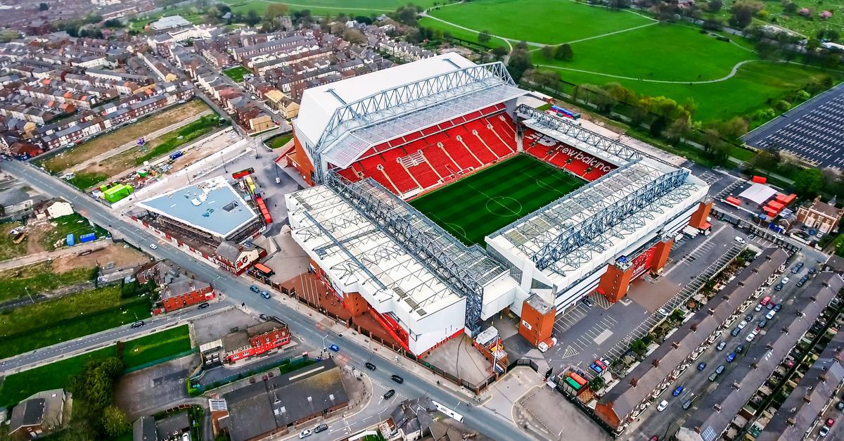 ليفربول يحصل على تصريح لإعادة تطوير ملعب أنفيلد