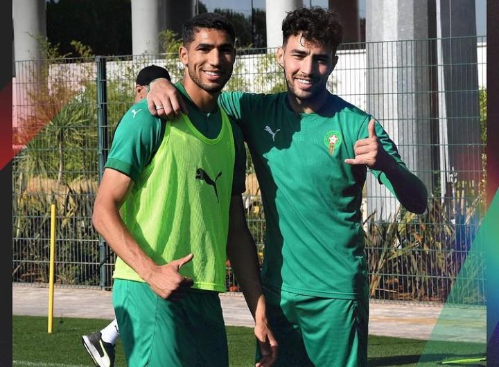 رحلة إستجمام للاعبي المنتخب المغربي  بدار السلام