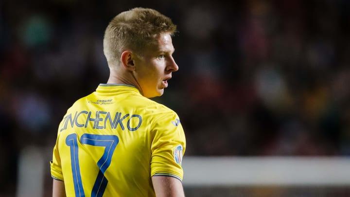 كأس أوروبا: زينتشينكو موهبة مانشستر سيتي أمل أوكرانيا