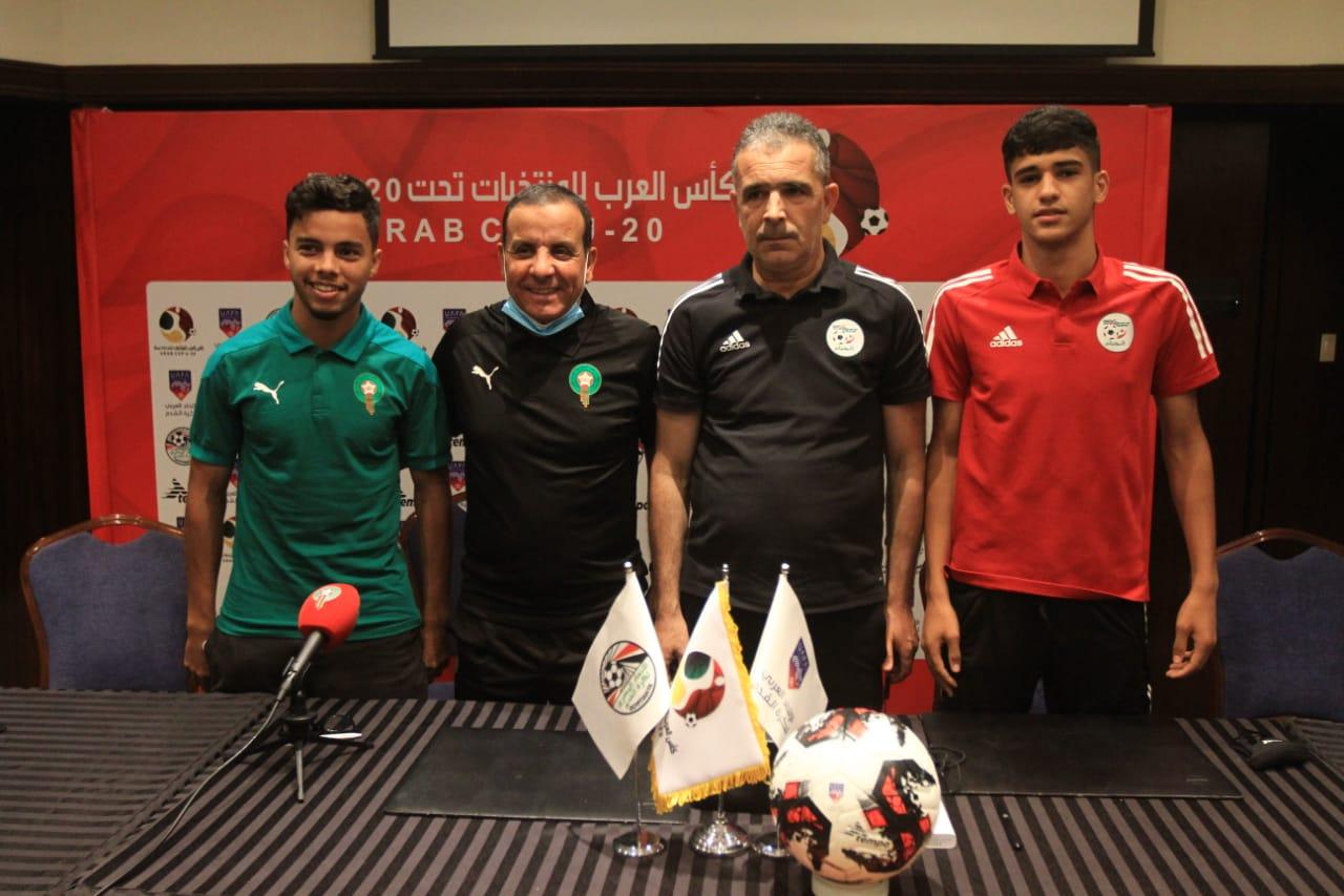مدرب الأشبال: مباراتنا أمام الجزائر مختلفة ومثيرة