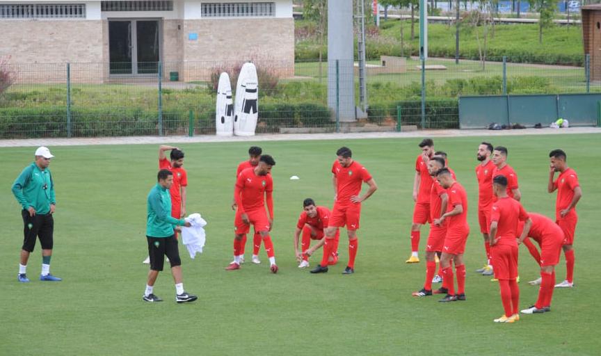 معسكران للمنتخب الرديف قبل المشاركة في كأس العرب