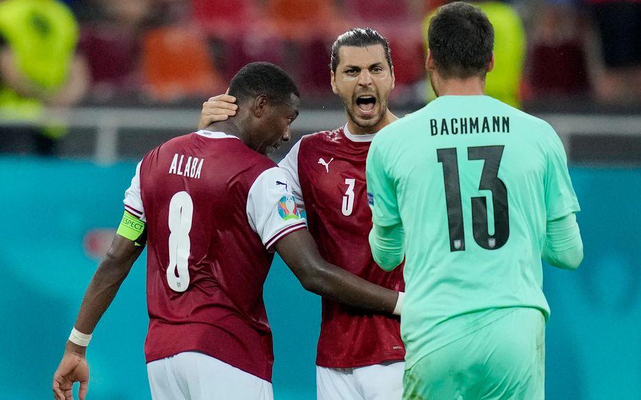 النمسا تهزم أوكرانيا وتضرب موعداً مع إيطاليا في ثمن النهائي
