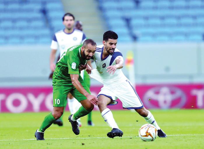لاعب مغربي غادر بطولة قطر !