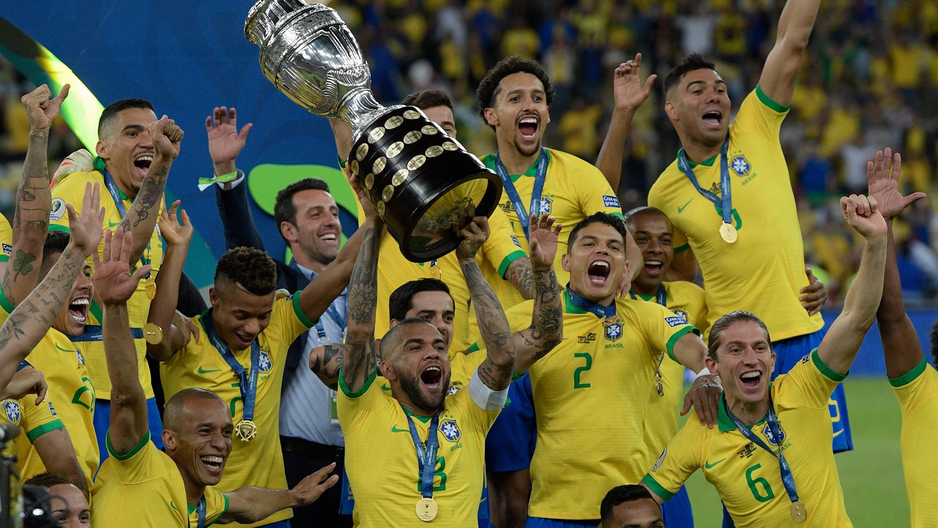 كوپا أمريكا.. البرازيل تبدد المخاوف وتحسم الاستضافة
