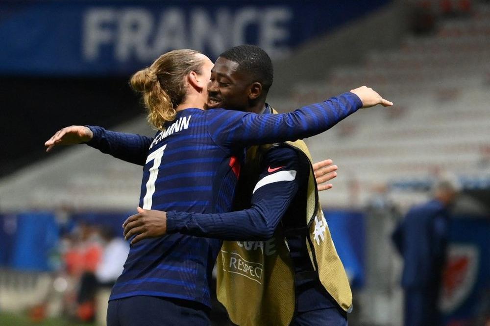 إصابة الفرنسي ديمبيلي تبعده حتى نهاية يورو 2020