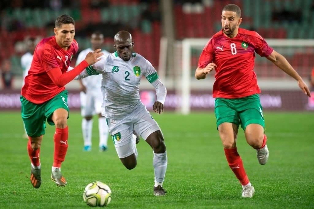 تعرف على تشكيلة المنتخب المغربي أمام غانا