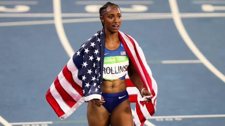 ايقاف البطلة الاولمبية لسباق 100م حواجز بريانا مكنيل لخرق قواعد المنشطات