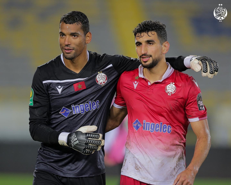 عصبة الأبطال: لاعبان مغربيان في تشكيل الأفضل