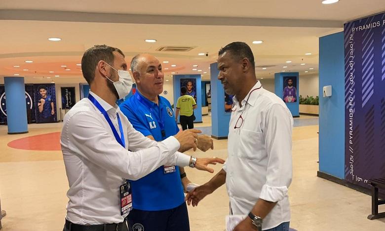 مدرب بيراميدز يتشبت بحلم التأهل من الدار البيضاء