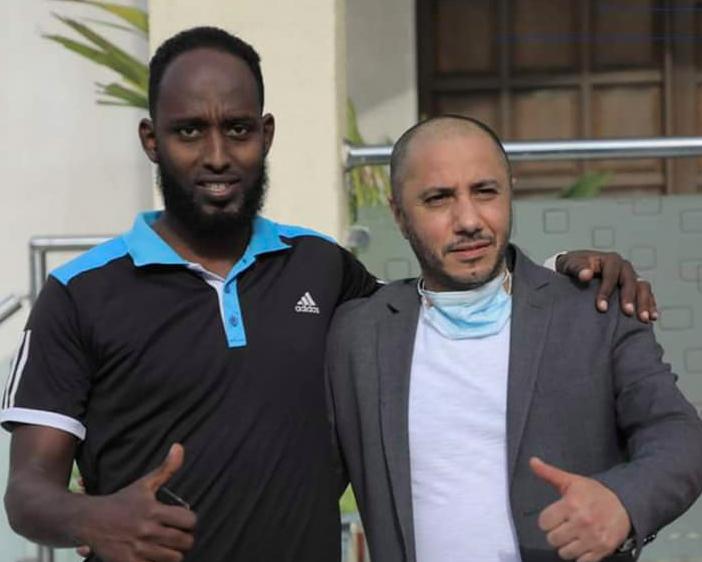 المنتخب الصومالي يطرد عبد اللطيف سالف في أقل من شهر!