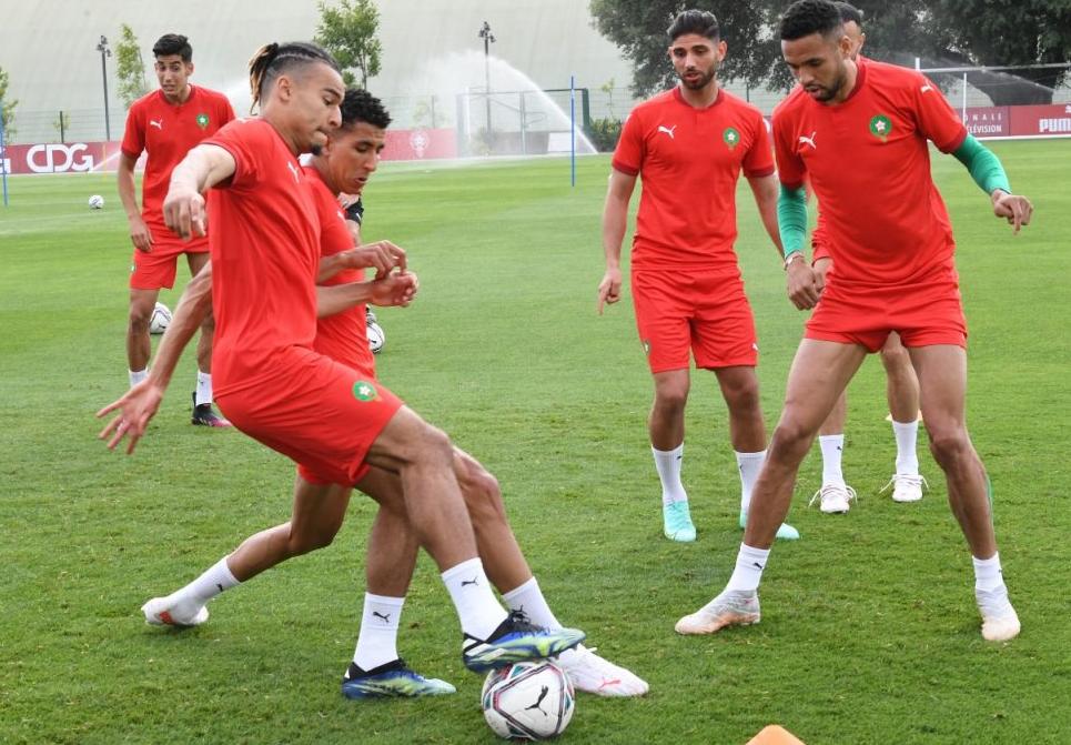 خاليلودزيتش فرض تداريب شاقة على لاعبي المنتخب لمغربي