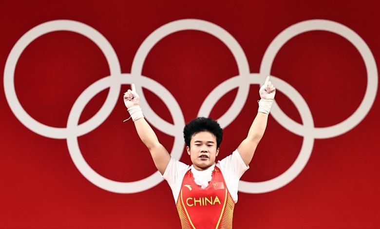 أولمبياد طوكيو: ثلاث ذهبيات للصين في اليوم الأول من الألعاب