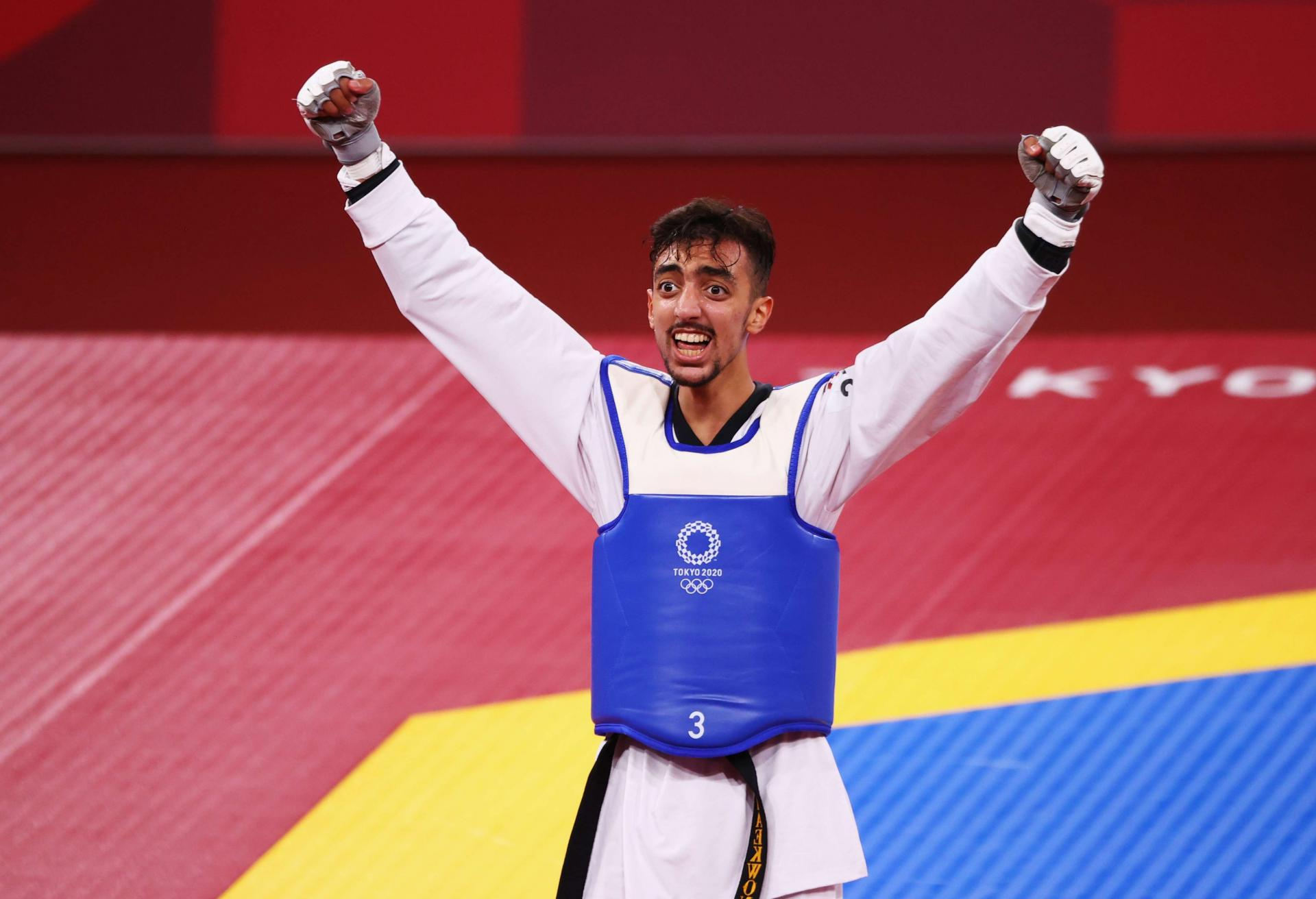 أولمبياد طوكيو (تايكواندو): التونسي الجندوبي يحصد فضية ويمنح أول ميدالية للعرب