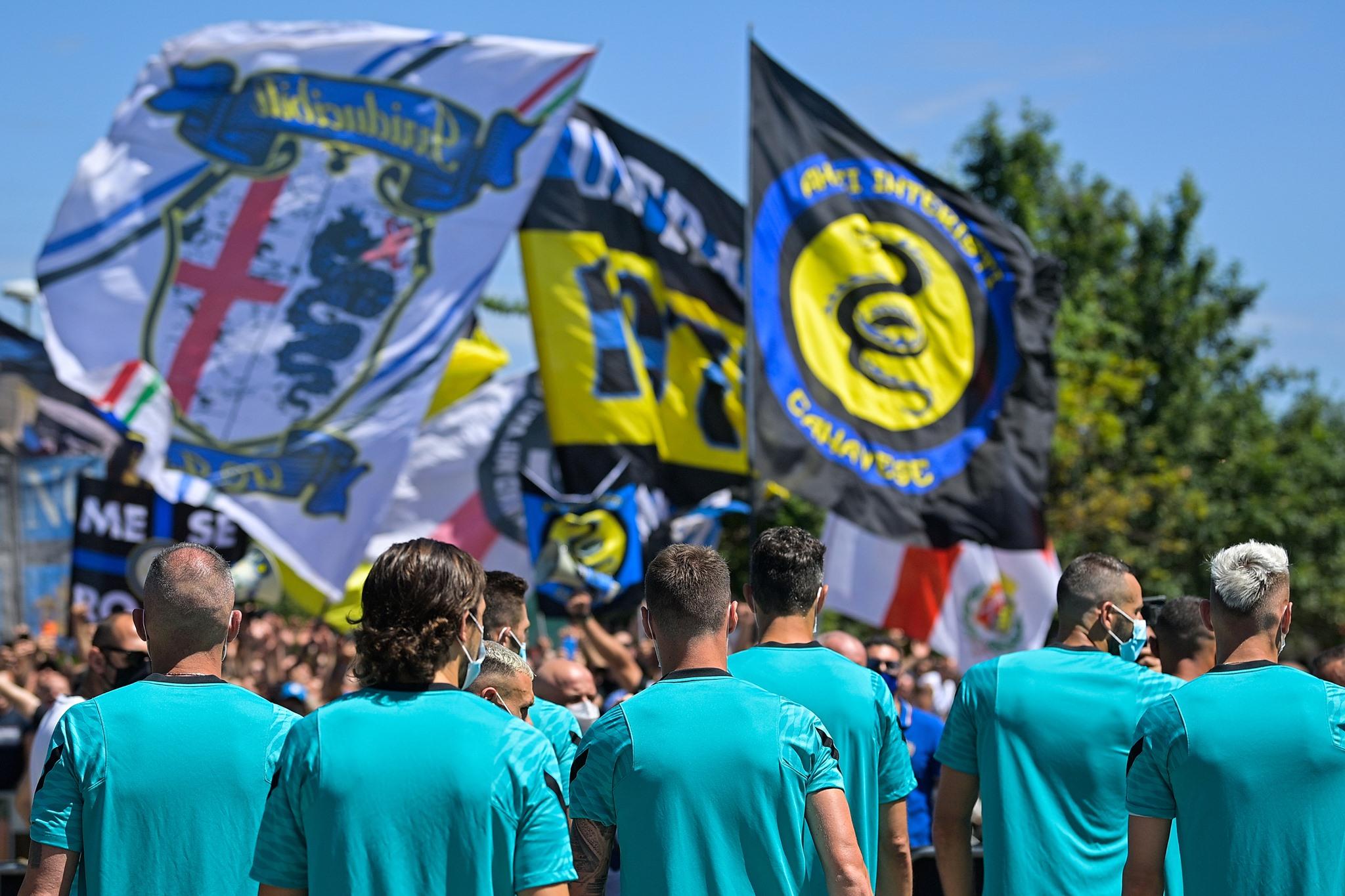 بطولة إيطاليا: إنتر ميلانو يستهل حملة الدفاع عن لقبه على أرضه ضد جنوا