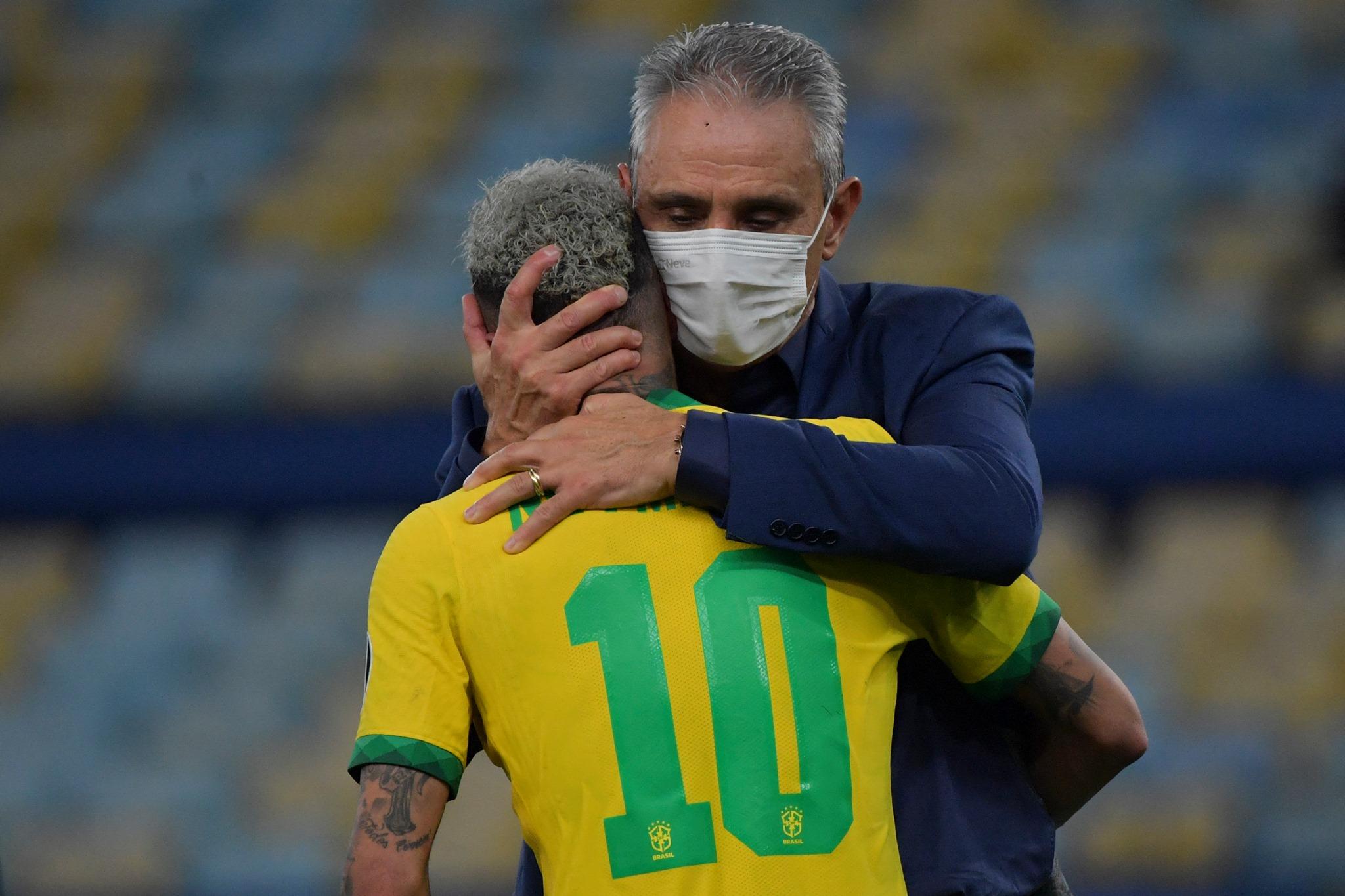 تيتي: الارجنتين كانت اكثر فعالية من البرازيل و استحقت اللقب