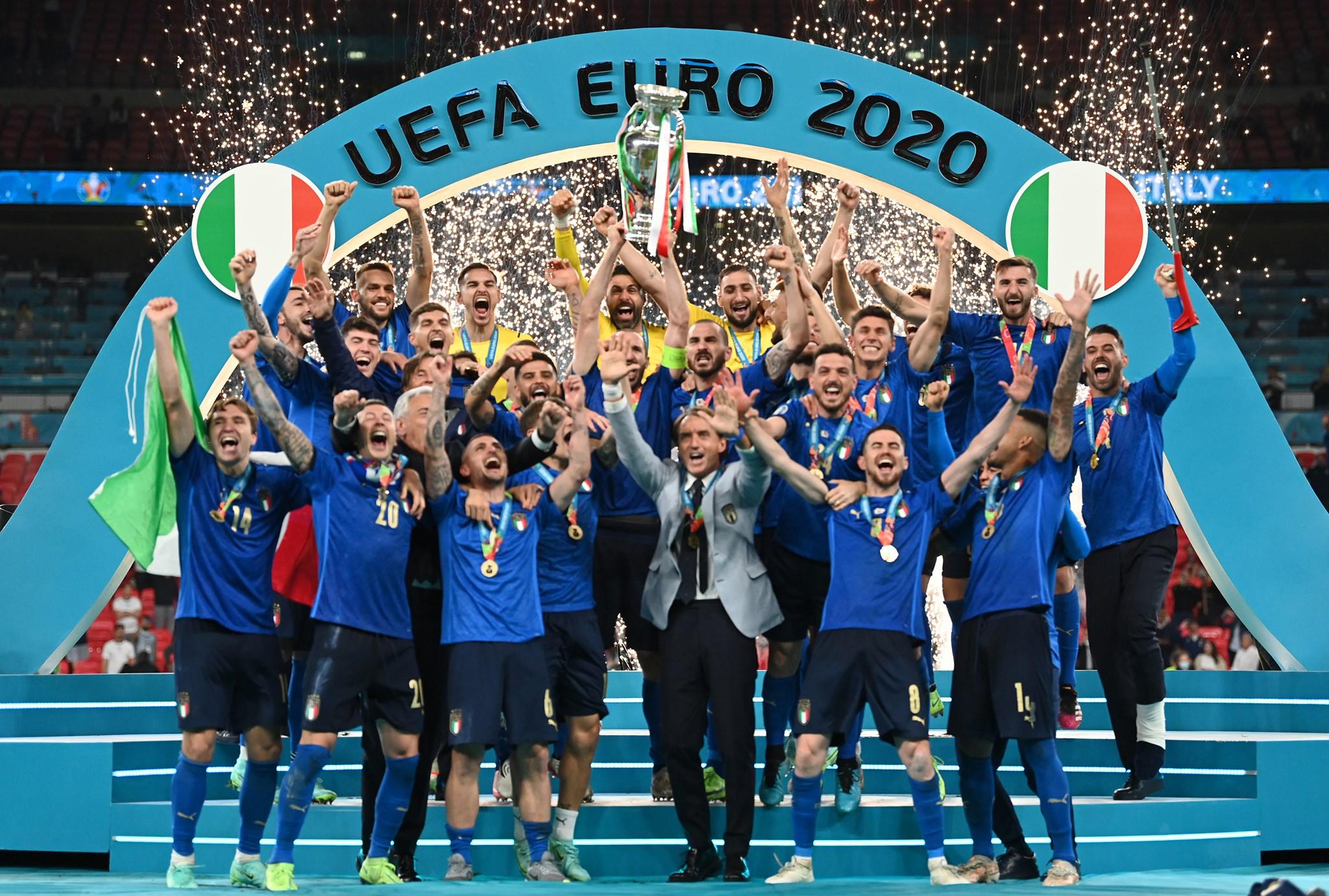 نهائي أورو 2020 لكرة القدم يحطم أرقام المشاهدات في الولايات المتحدة