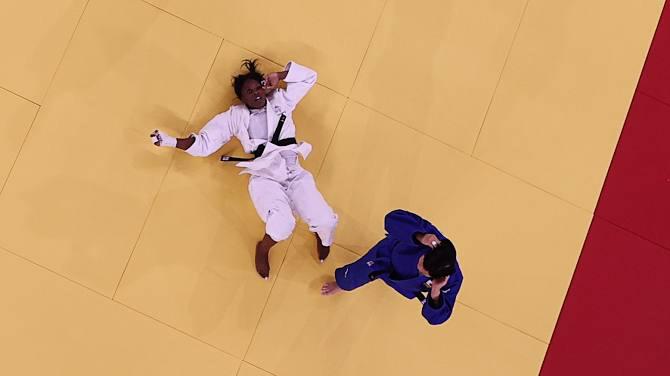 أولمبياد طوكيو (الجيدو-سيدات) ..اليابانية شوري هامادا تحرز ذهبية وزن أقل من 78 كلغ