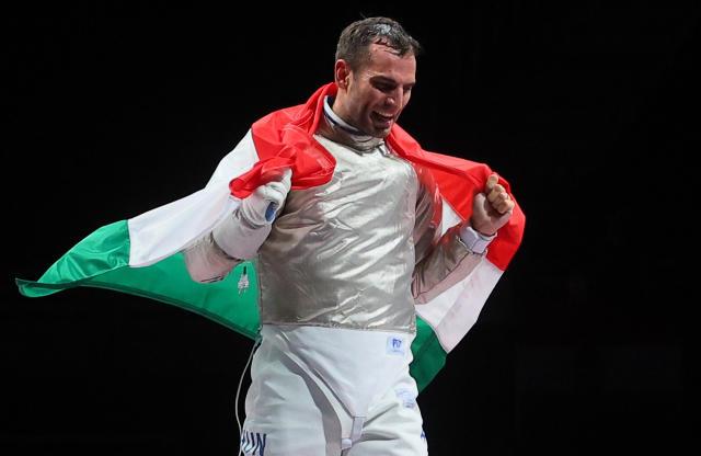 أولمبياد طوكيو(مبارزة): الهنغاري سيلاغي يدخل تاريخ الألعاب الأولمبية