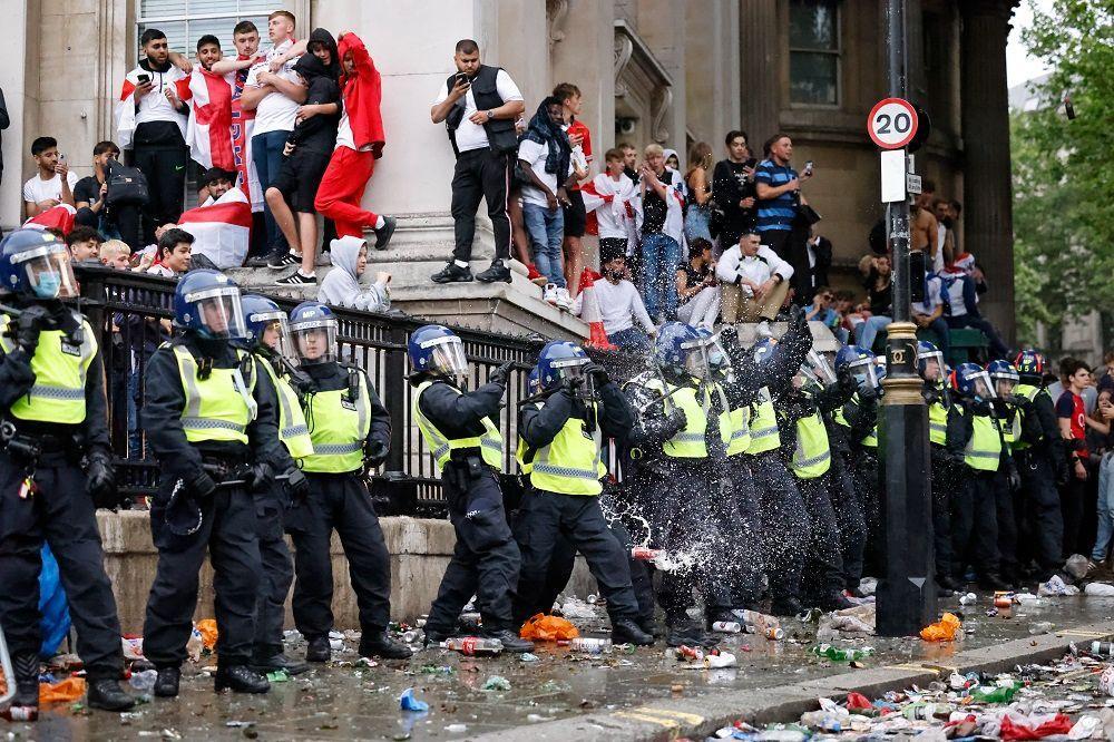 يورو 2020: الاتحاد الإنكليزي يفتح تحقيقاً مستقلاً في أحداث النهائي
