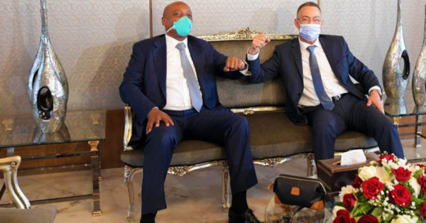 المكتب التنفيذي للكونفدرالية ينعقد بمركب محمد السادس